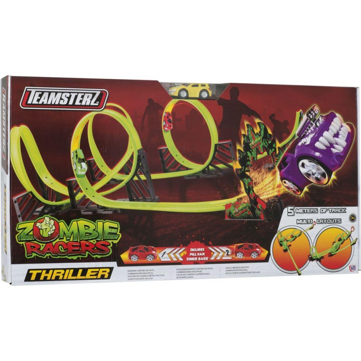Halsall Autodráha Teamsterz Zombie