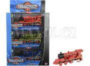 Halsall Teamsterz City parní lokomotiva