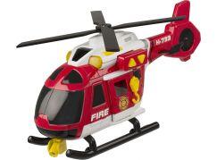 Halsall Teamsterz Hasičská helikoptéra se zvukem a světlem