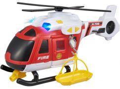 Halsall Teamsterz hasičská vrtulník se zvukem a světlem