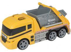 Halsall Teamsterz náklaďák s kontejnerem se zvukem a světlem