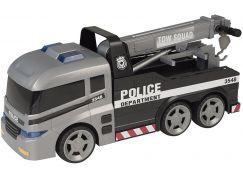 Halsall Teamsterz odtahový policejní vůz se zvukem a světlem