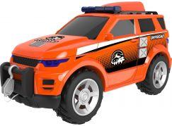 Halsall Teamsterz terénní jeep se zvukem a světlem
