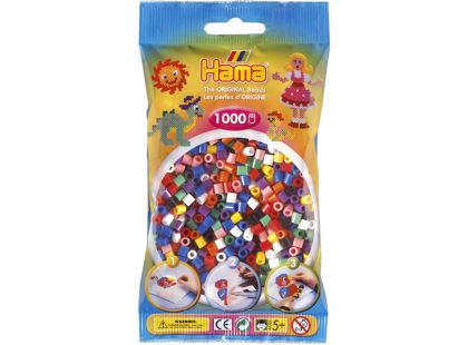 Hama H207-00 Midi korálky mix 1000ks