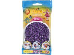 Hama H207-07 Fialové korálky 1000ks