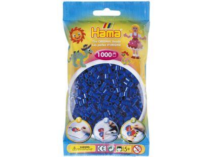 Hama H207-08 Midi korálky modré 1000ks