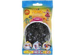 Hama H207-18 Midi korálky černé 1000ks