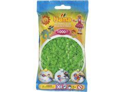 Hama H207-42 Midi Zářivě zelené korálky 1000 ks