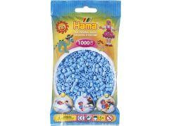 Hama H207-46 Midi Pastelově modré korálky 1000 ks