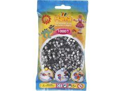 Hama H207-62 Midi Stříbrné korálky 1000 ks