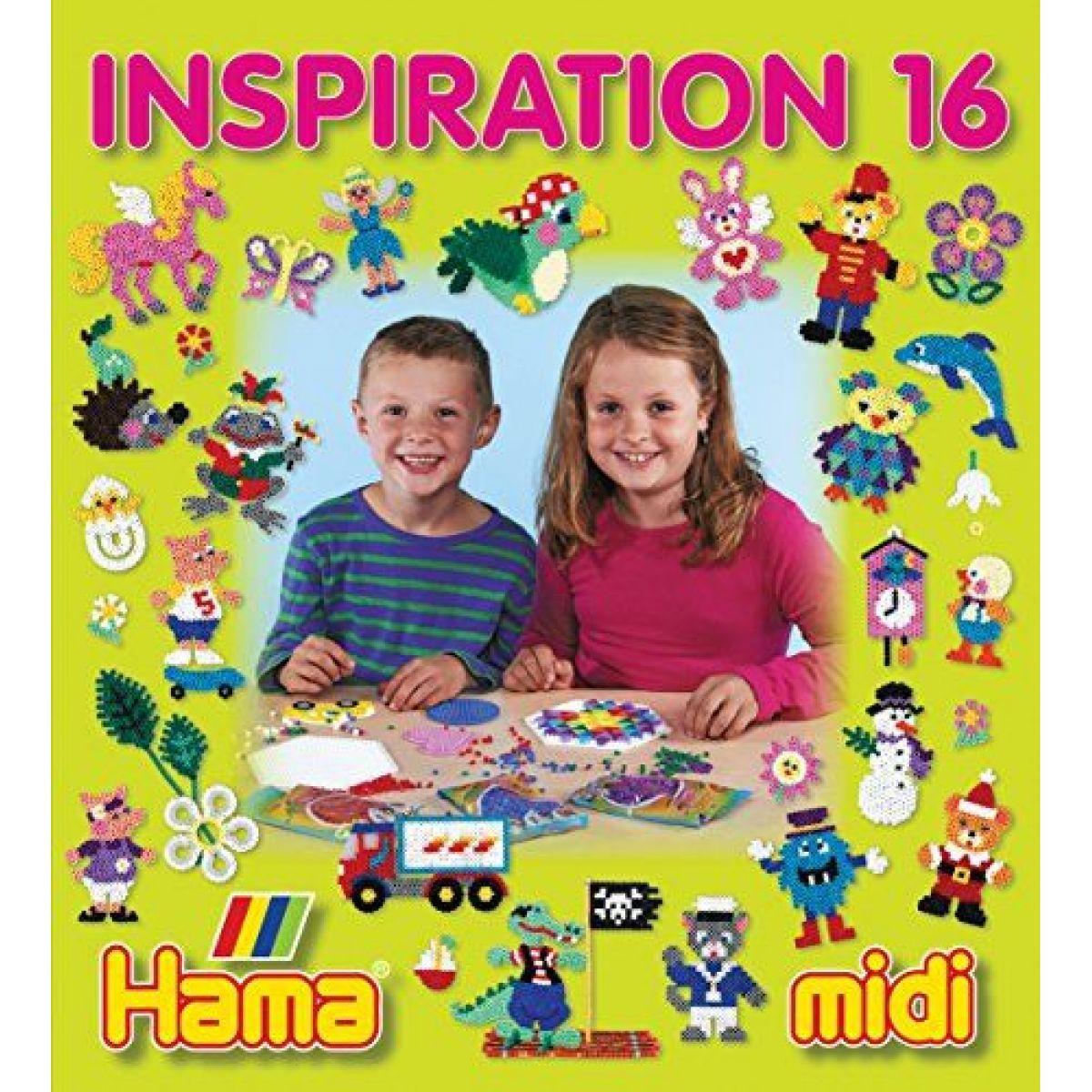 Hama H399-16 Inspirativní knížka 16 Midi