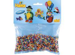 Hama H583 Mini Mix korálků v sáčku 7500 ks