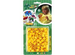 Hama H8303 Maxi korálky žluté 300ks