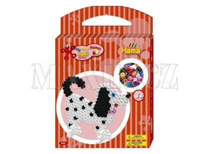 Hama H8762 Maxi korálky Dárkový set Pejsek