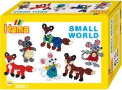 Hama Midi Malý svět Zvířátka z lesa