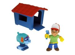 Handy Manny základní figurky Fisher Price M4844 - Psí bouda