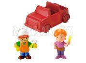 Handy Manny základní figurky Fisher Price M4844 - Auto