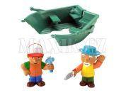 Handy Manny základní figurky Fisher Price M4844 - Loďka