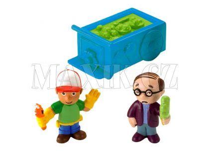Handy Manny základní figurky Fisher Price M4844 - Zmrzlinářský vozík