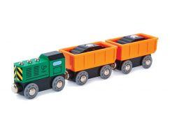 Hape Dieselový vláček nákladní