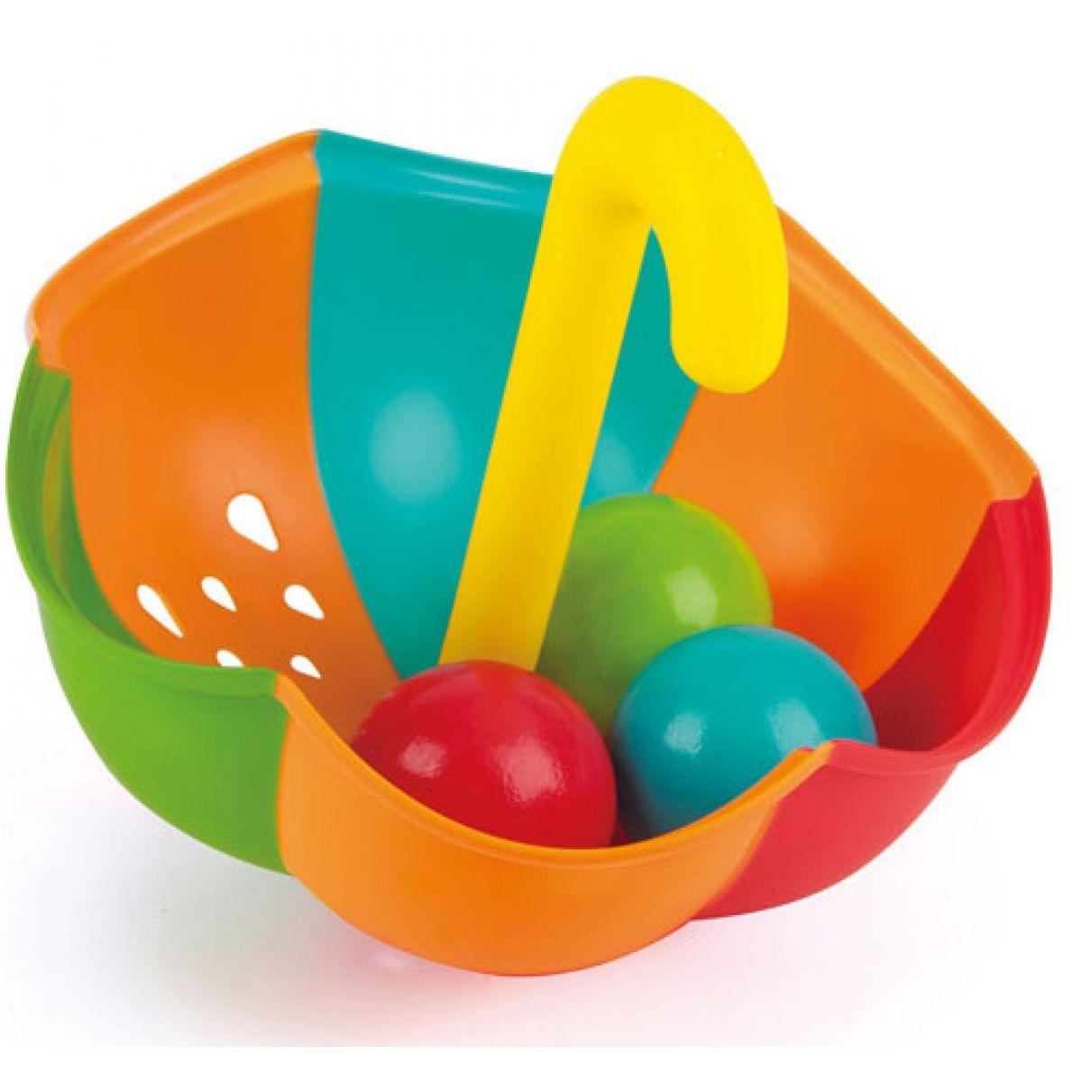 Hape Hračky do vody Deštník s míčky