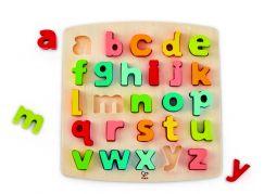 Hape Puzzle tlustá abeceda