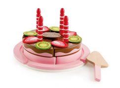 Hape Skládací narozeninový dort