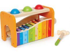 Hape Zatloukačka s xylofonem