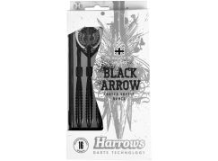 Harrows Šipky Soft Black Arrow 16g K2