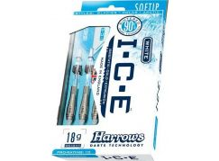 Harrows Šipky Soft Ice 18g Tundra
