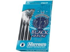 Harrows Šipky Steel Black Arrow 22g R
