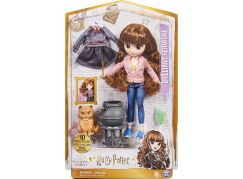 Harry Potter Modní panenka Hermiona s doplňky 20 cm