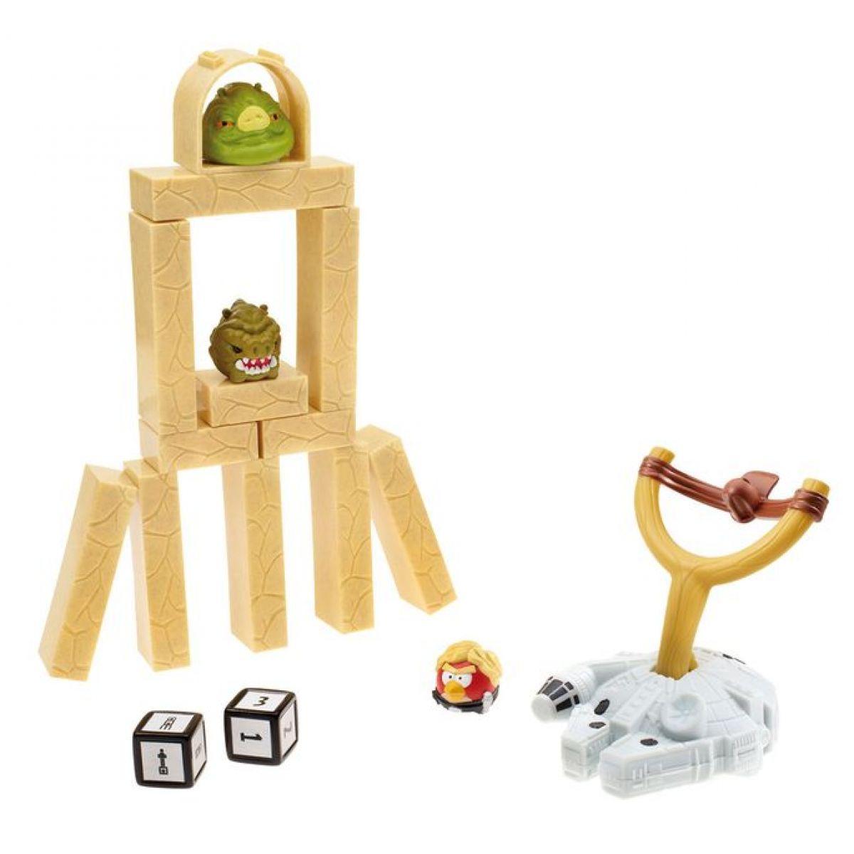 Hasbro Angry Birds Jenga - Tatooine