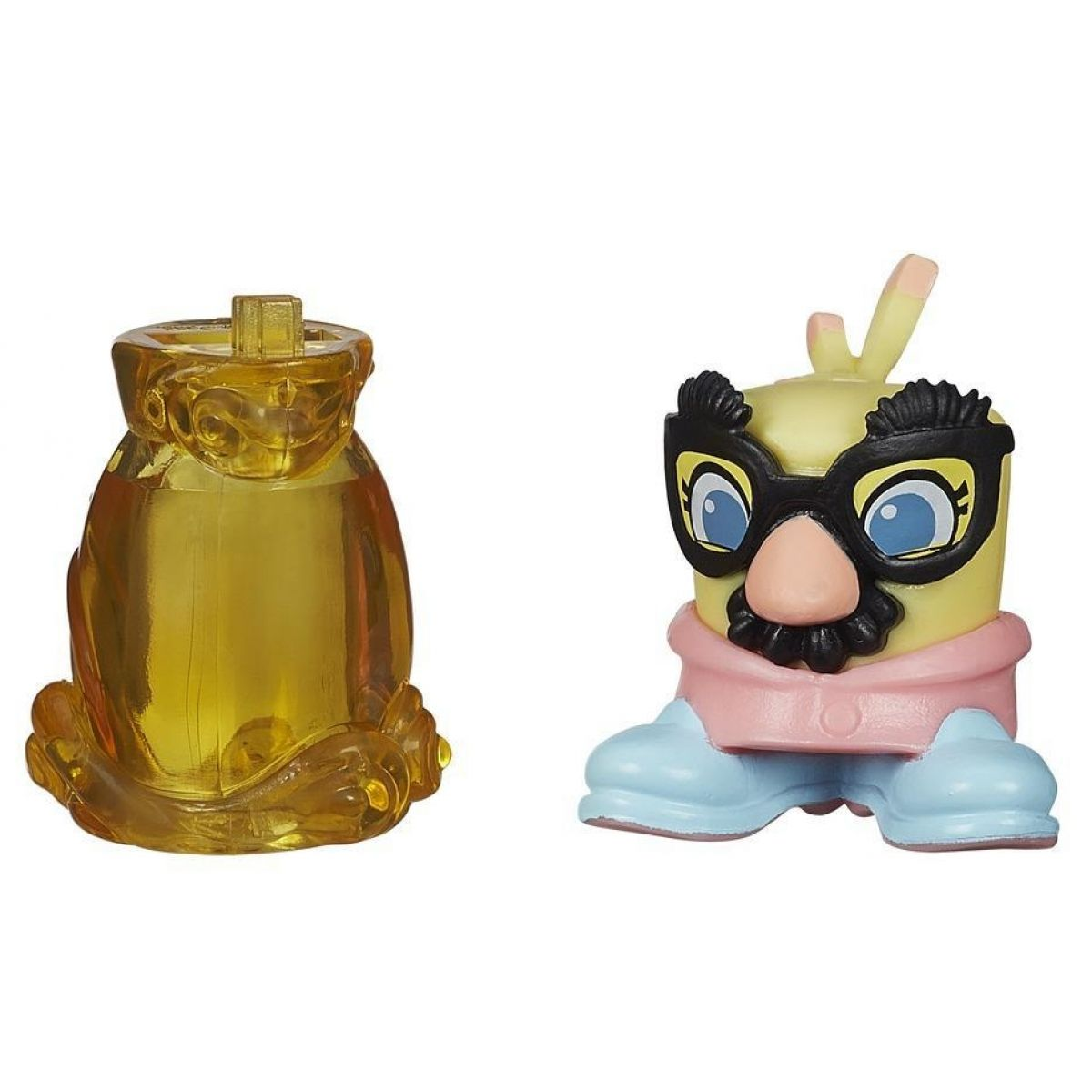Hasbro Angry Birds Telepods Stella figurka s teleportem - Poppy