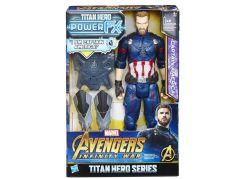 Hasbro Avengers 30cm figurka Power Pack CAP