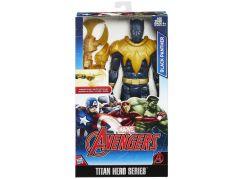 Hasbro Avengers 30cm figurka s výstrojí Black Panther