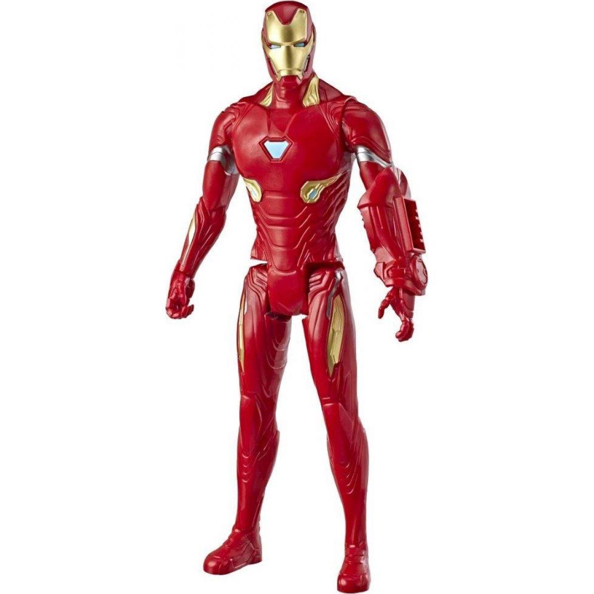 Hasbro Avengers 30cm figurka Titan hero Iron Man