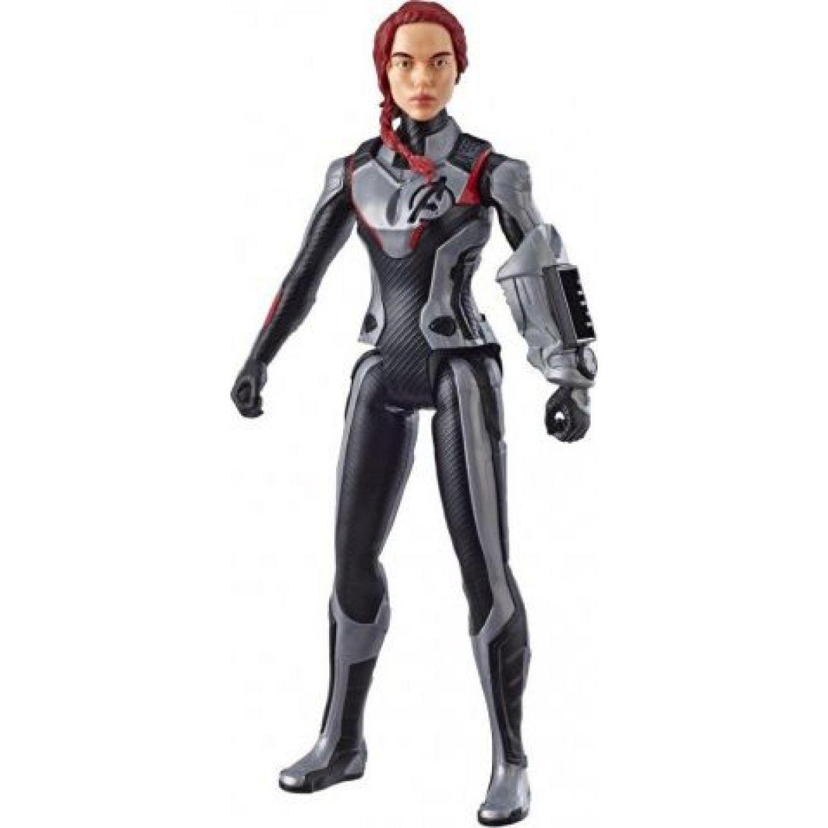 Hasbro Avengers 30cm figurka Titan hero Black Widow