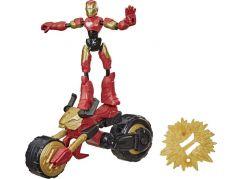 Hasbro Avengers Bend and Flex vozidlo