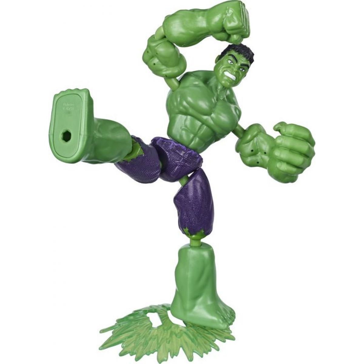 Hasbro Avengers figurka Bend and Flex 15 cm Hulk
