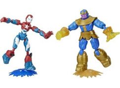 Hasbro Avengers figurka Bend and Flex duopack