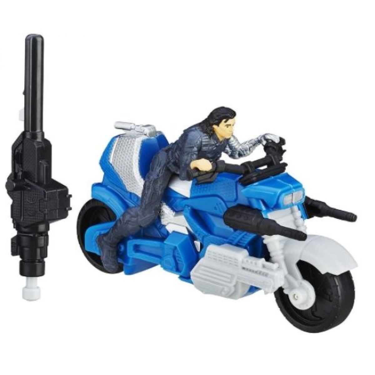 Hasbro Avengers Figurka s vozidlem - Winter Soldier