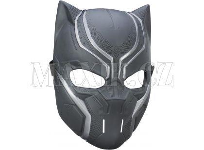 Hasbro Avengers Hrdinská maska - Black Panther