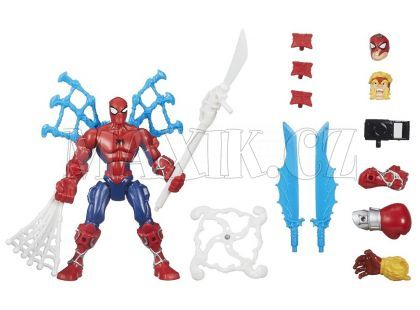 Hasbro Avengers Super Hero Mashers figurka - Spiderman