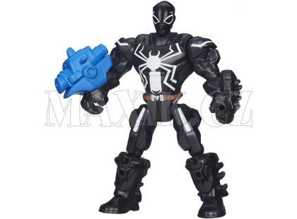 Hasbro Avengers Super Hero Mashers figurka 15cm - Agent Venom