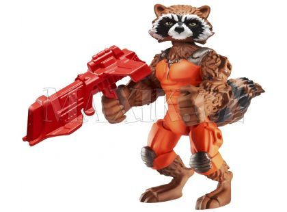 Hasbro Avengers Super Hero Mashers figurka 15cm - Rocket Raccoon