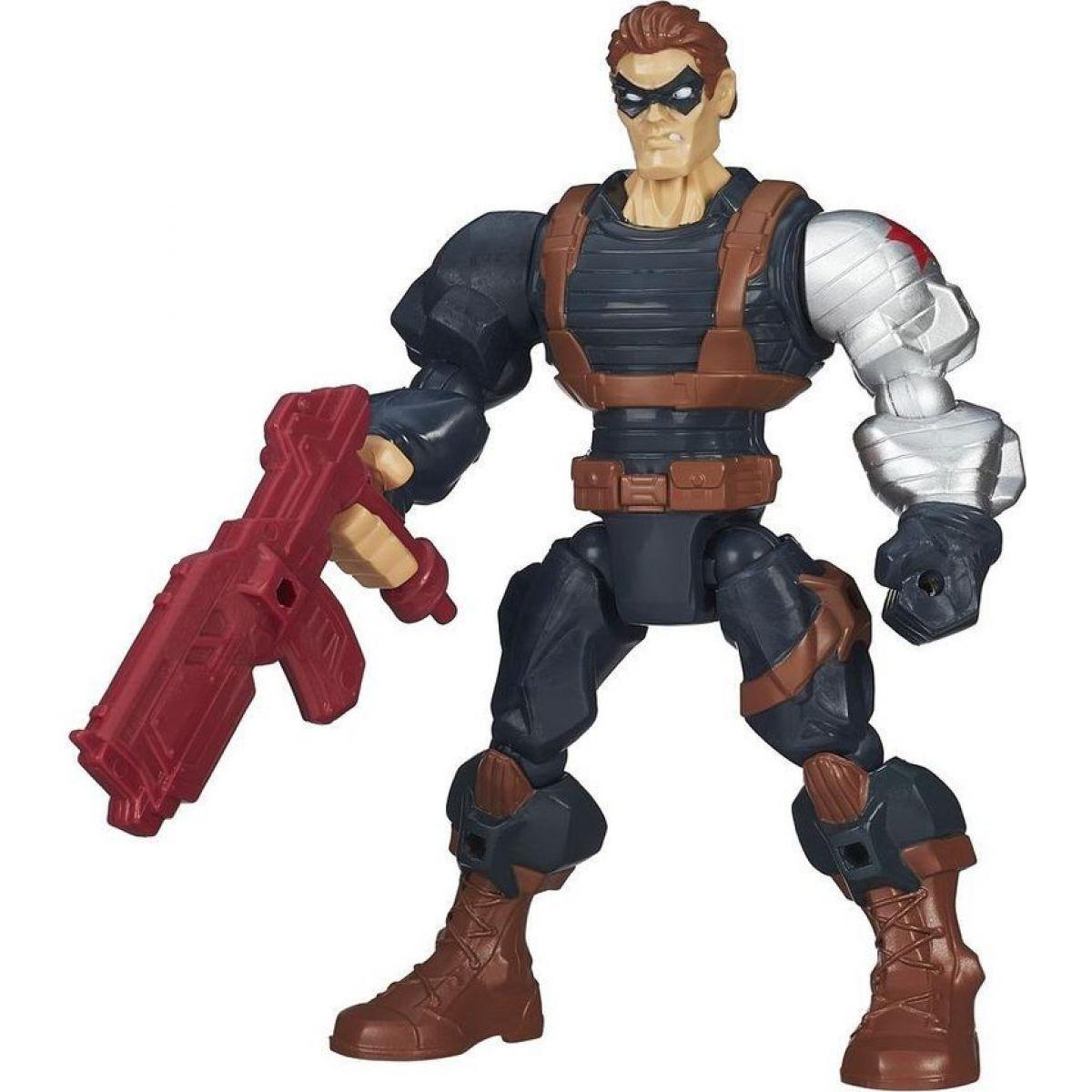 Hasbro Avengers Super Hero Mashers figurka 15cm - Winter Soldier