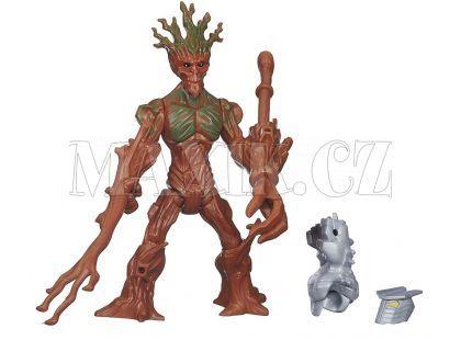 Hasbro Avengers Super Hero Mashers Figurka s příslušenstvím - Groot