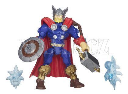 Hasbro Avengers Super Hero Mashers Figurka s příslušenstvím - Thor
