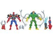 Hasbro Avengers Super Hero Mashers Hrdina a zloduch - Spiderman vs. Doc Ock